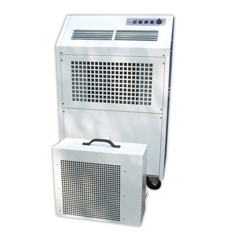 Broughton 25000 BTU 110 Volt Commercial Air Conditioner White