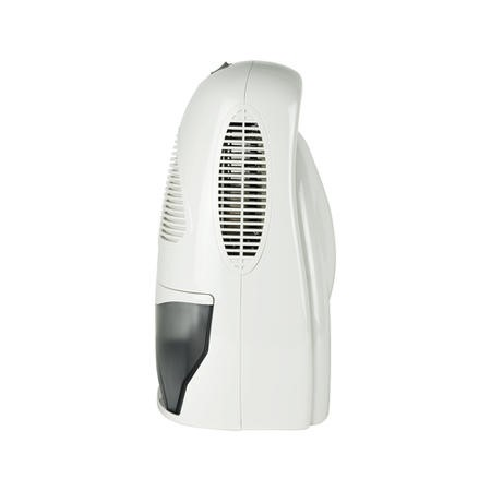 electriQ MD600 Mini Compact Dehumidifier with 2 litres tank great for small rooms and caravans