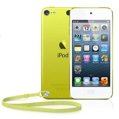 Apple iPod Touch 64GB / 5th Gen - Yellow