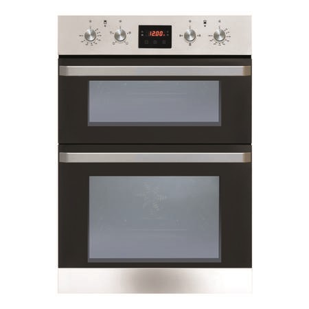 CDA MD921SS Matrix Built-in Double Oven in Stainless steel