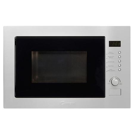 Candy MIC25GDFX 25L 900W Built-in Microwave With Grill - Stainless Steel