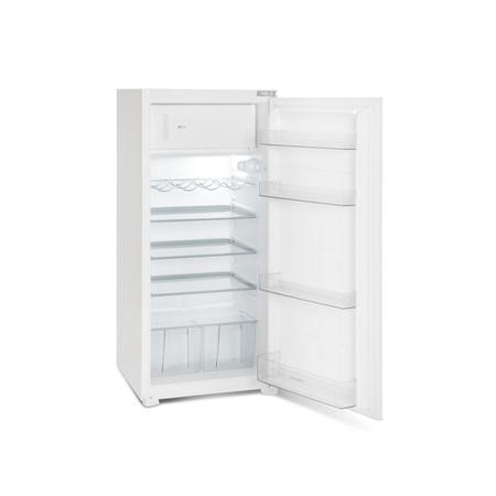 Montpellier MICR122 54cm Wide Integrated In-Column Fridge - White