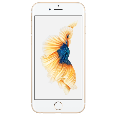 Grade B Apple iPhone 6s Plus Gold 5.5 16GB 4G Unlocked & SIM Free