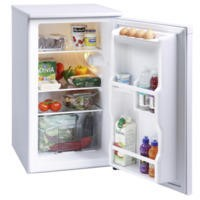 Montpellier MLA48W 48cm Wide Freestanding Larder Fridge White