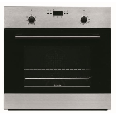 HOTPOINT MMY50IX 56L Built in Single Electric Oven - Stainless Steel