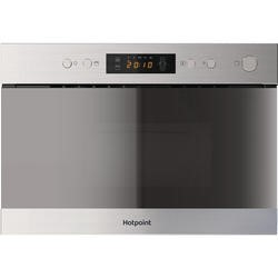 Hotpoint MN314IXH 22L Built-in Microwave Oven Stainless Steel