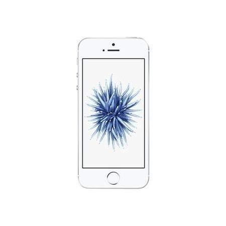 "Apple iPhone SE Silver 4"" 32GB 4G Unlocked & SIM Free"