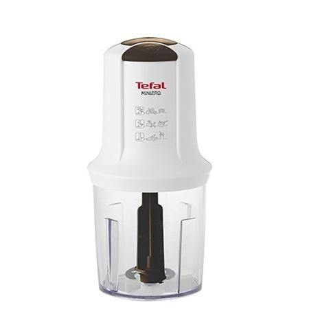 Tefal MQ714140 Aug15 White Collection Mini Pro Chopper