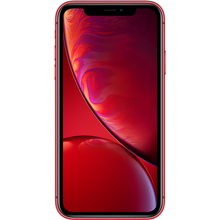 "Apple iPhone XR Red 6.1"" 64GB 4G Unlocked & SIM Free"