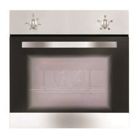 Matrix Ms001ss Fanned Electric Built In Single Oven Stainless