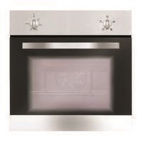 Matrix MS001SS Fanned Electric Built In Single Oven - Stainless Steel