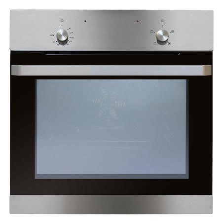 CDA MS100SS Matrix Four Function Single Oven in Stainless Steel