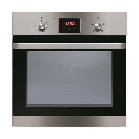 Matrix Ms200ss Single Built In Electric Oven With Grill
