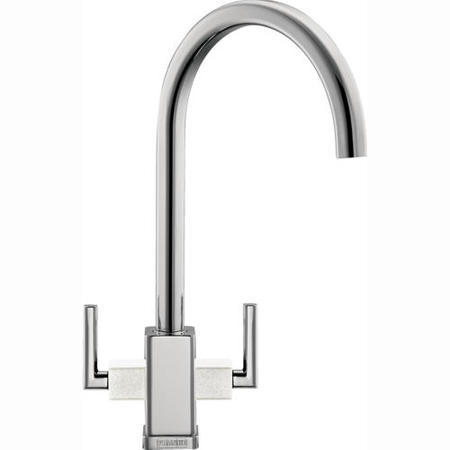 Franke Mtg611lpwdp Mythos Single Bowl Sink And Tap