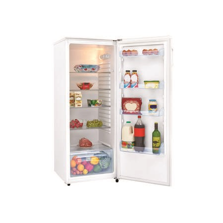 Fridgemaster MTL55249 White 55cm Wide Freestanding Fridge - White