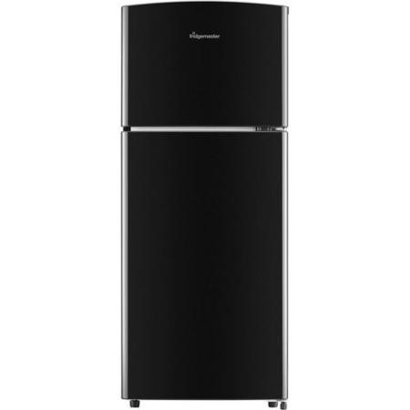 Fridgemaster MTM48120B 120 Litre Freestanding Fridge Freezer 80/20 Split A+ Energy Rating 50cm Wide - Black