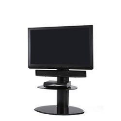 Off The Wall Motion Black TV Stand - Up To 55 inch