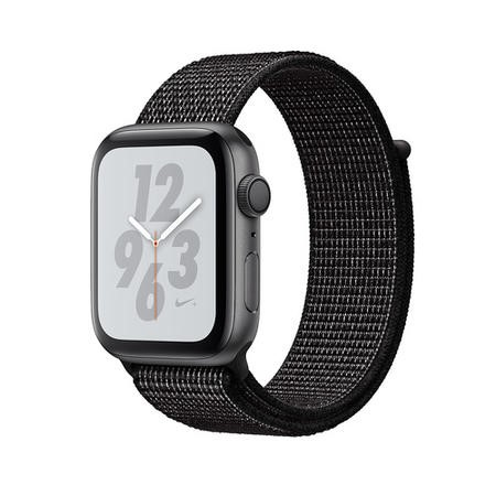 Apple Watch Nike+ Series 4 GPS + Cellular 44mm Space Grey Aluminium Case with Black Nike Sport Loop