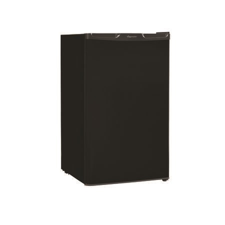 Fridgemaster MUL49102B 50cm Wide Freestanding Larder Fridge - Black