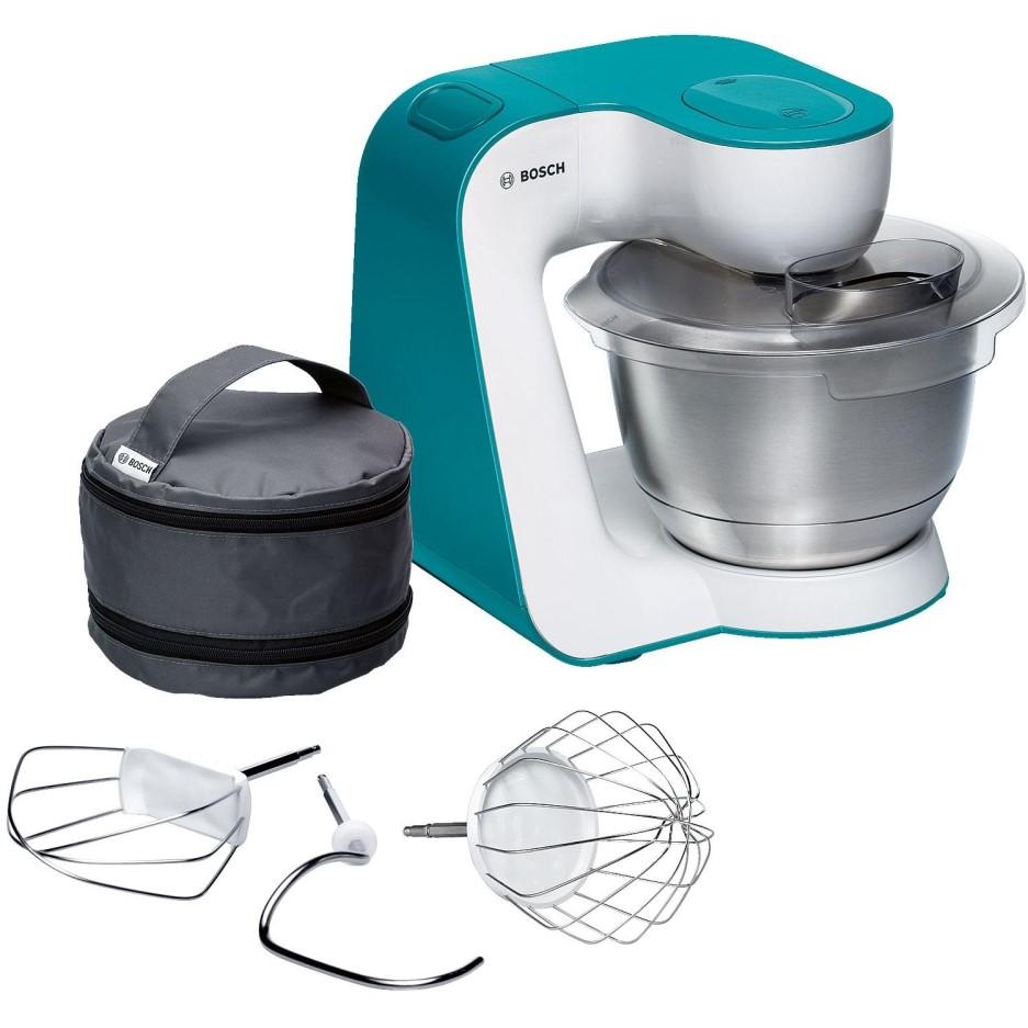 Bosch Mum54d00gb Startline Kitchen Machine Turqoise