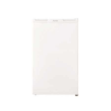 Fridgemaster MUZ4965 50cm Wide Freestanding Upright Under Counter Freezer - White
