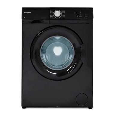 Montpellier MW5101K 5kg 1000rpm  Freestanding Washing Machine - Black