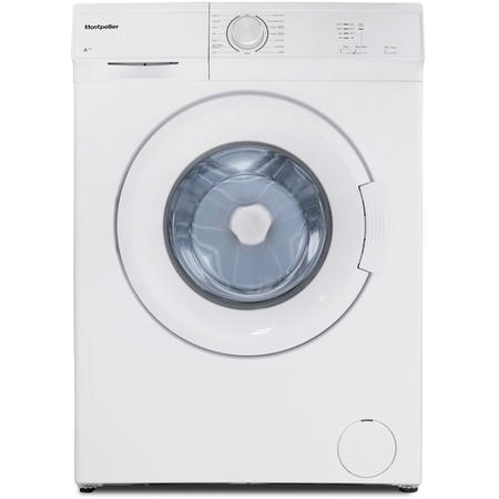Montpellier MW6201P 6kg 1000rpm  Freestanding Washing Machine - White