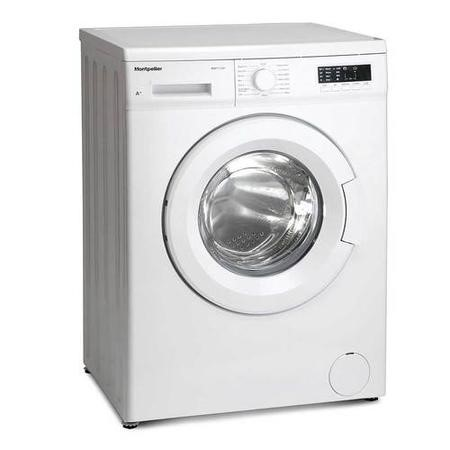 Montpellier MW7112P 7kg 1200rpm Freestanding Washing Machine - White
