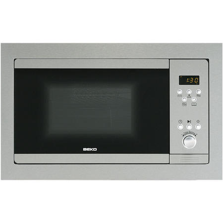 Beko Mwb2511x 25 Litre Built In Microwave With Grill