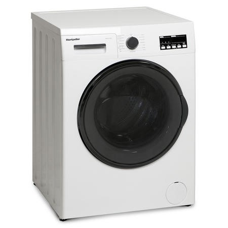 Montpellier MWD7512P 7kg Wash 5kg Dry 1200rpm Freestanding Washer Dryer  White