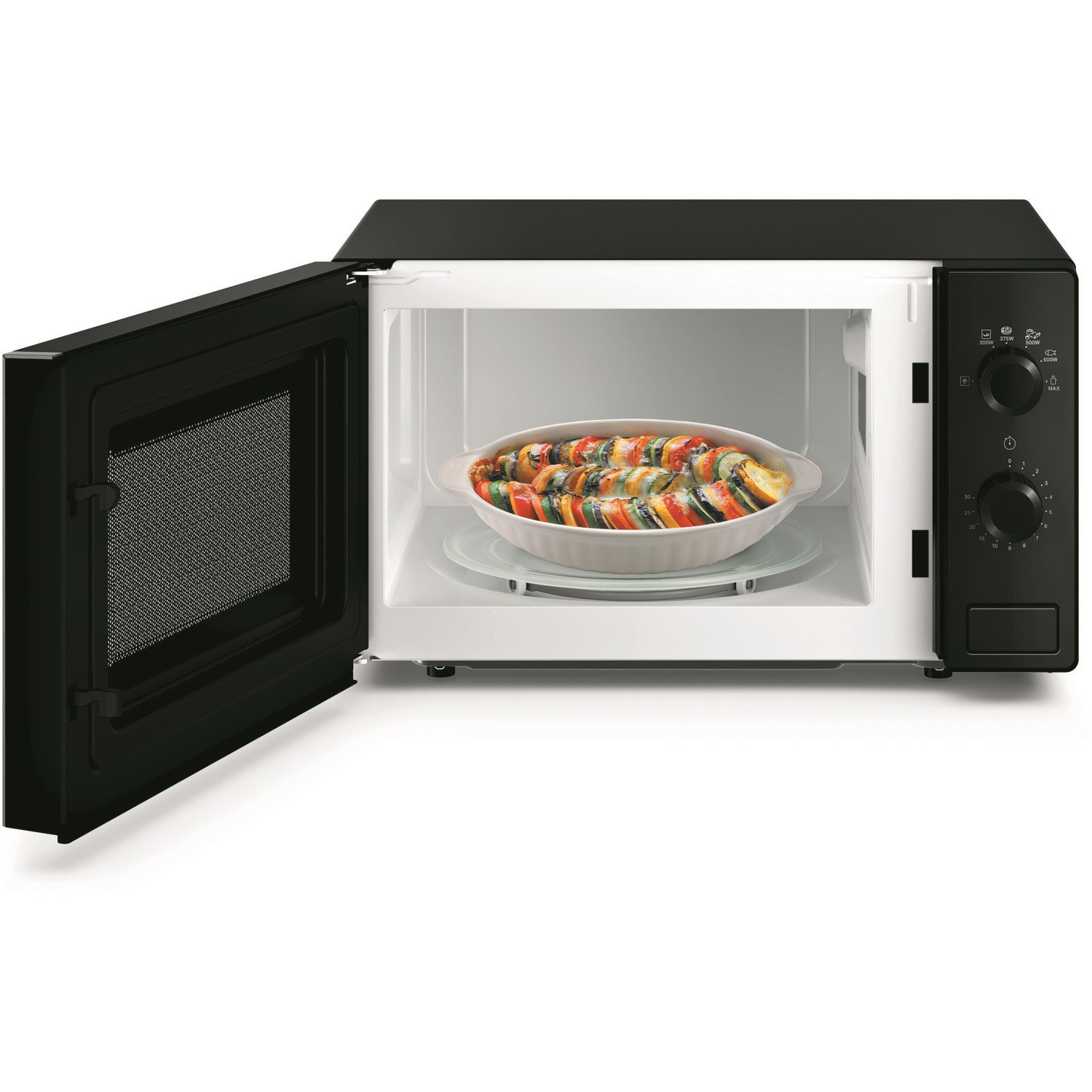 Hotpoint MWH101B Cook 20L Manual