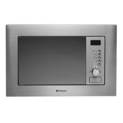Hotpoint MWH1221X 20 Litre Built-In Microwave Oven With Grill - Stainless Steel
