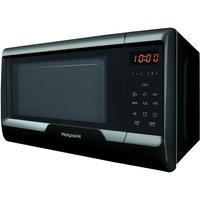 Hotpoint MWH2031MB0 MyLine 20L 700W Freestanding Microwave Oven Black