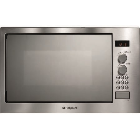 Hotpoint Mwh222i 24 L Built In Microwave With Grill In