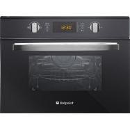 Hotpoint MWH4241X 44 Litre Built-in Combination Microwave Oven - Mirror-finish