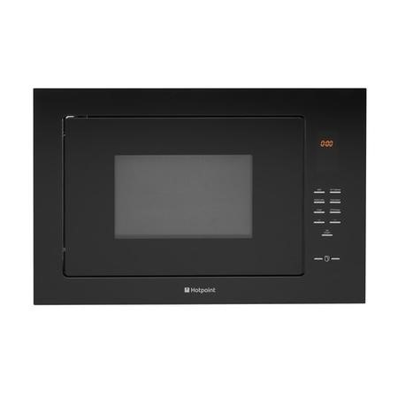 Hotpoint MWX2221K 24 L 900 W Built-in Microwave With Grill Black