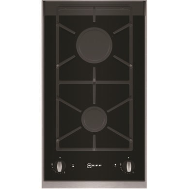 N24K30N0 Neff N24K30N0 30cm 2 Burner Gas-on-glass Domino Hob Series 4
