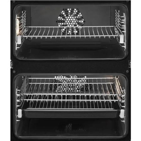AEG NC7013021M Competence Electric Built-under Double Oven Stainless Steel
