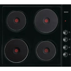 Bosch NCT616C01 Flush Fitted Black Sealed Plate Hob