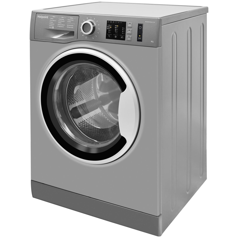 0ae0116ff8 Hotpoint NM10844GS Ultra Efficient 8kg 1400rpm Freestanding Washing Ma  NM10844GS