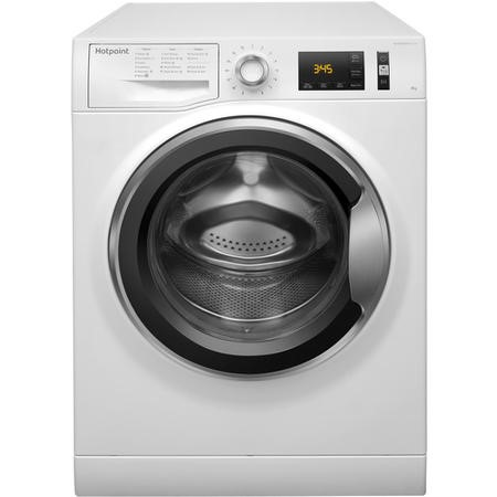 GRADE A2 - Hotpoint ActiveCare NM11946WCA Ultra Efficient 9kg 1400rpm Freestanding Washing Machine - White
