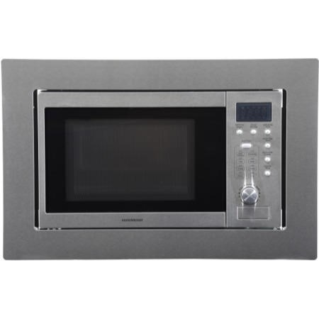 NordMende NM823BIX Stainless Steel 800W 20L Built-in Combination Microwave Oven With Kit