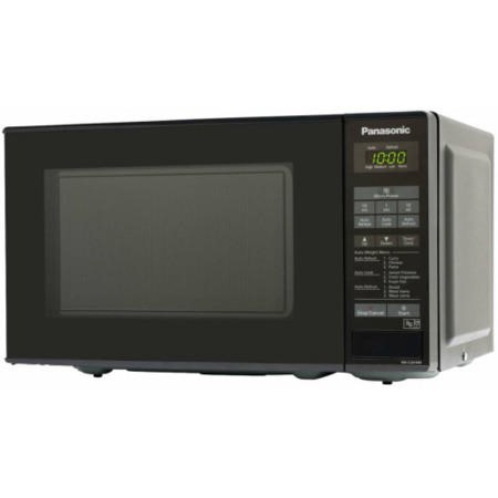 Panasonic NN-E281BMBPQ 20L 800W Freestanding Microwave in Black