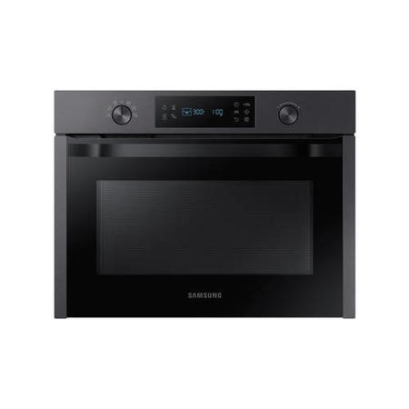 Samsung NQ50K3130BM 50L Built-In Standard Microwave - Matt Black