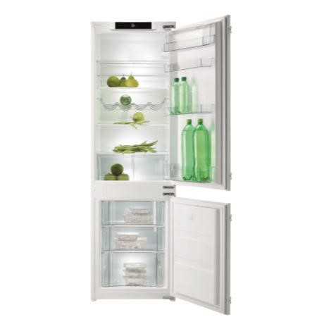 Gorenje NRKI4181CW 54cm Wide Frost Free 70-30 Integrated Upright Fridge Freezer - White