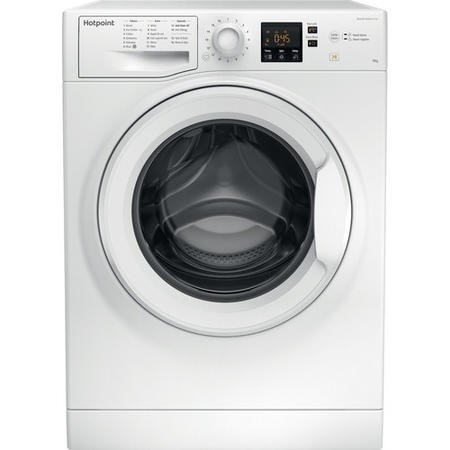 Hotpoint NSWF943CW 9kg 1400rpm Freestanding Washing Machine - White