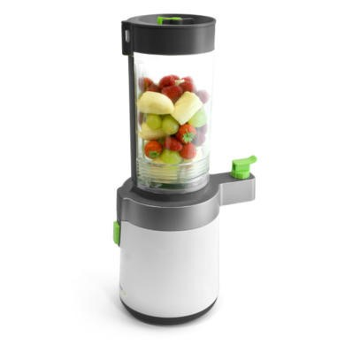 NutriMagiQ Food Blender with Drinks Dispenser - This week only FREE GrabNGo Kit