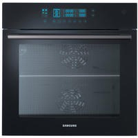 Samsung NV70F5787LB Prezio Dual Cook Built In Single Oven Black With Catalytic Cleaning