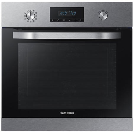 Samsung NV70K3370BS 70L Built In Pyrolytic Single Oven - Stainless Steel