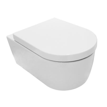 Newton Wall Hung Toilet & Soft Close Seat